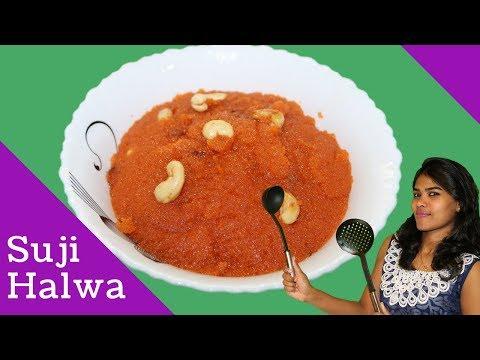 How to make Suji Ka Halwa Quickly and Easily Very Yummy 😋