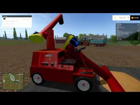 Farming Simulator 2015 Mod Showcase, Seed mod v 1.0