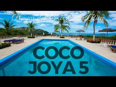 *** FOR SALE *** Coco Joya 5 – Playas del Coco, Guanacaste, Costa Rica