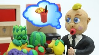 The Boss Baby Drink Healthy Juice In Real Superhero Baby Life Movies