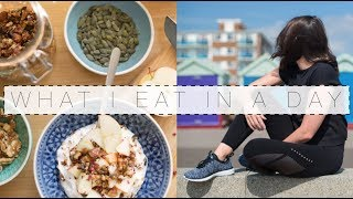 A Day In The Life: What I Eat In A Day | The Anna Edit