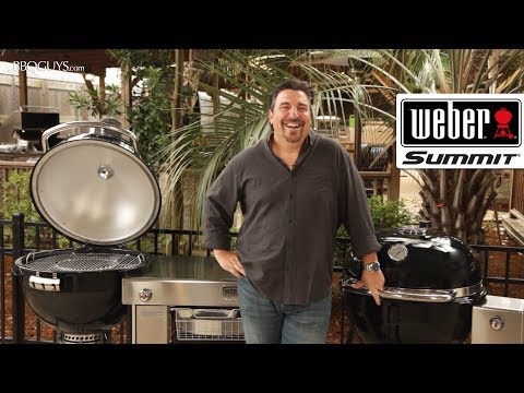 Weber Summit Charcoal Grill Review | BBQGuys.com