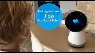 Getting to know Jibo - The First Social Robot for the Home