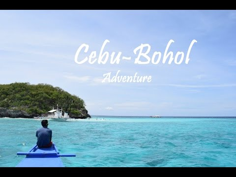Cebu-Bohol Adventure 2016