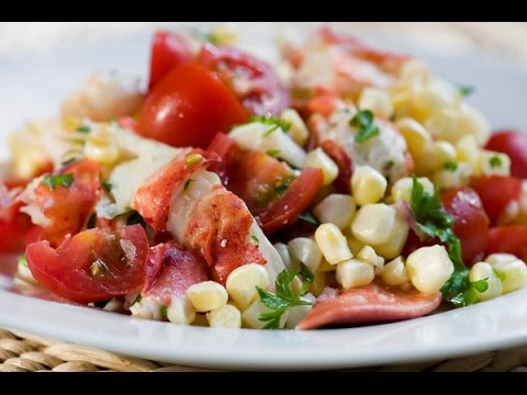 Lobster Salad   RECIPES TO LEARN   EASY RECIPES