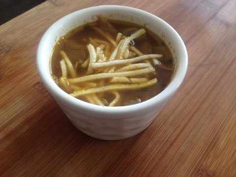 How to make Vegan French onion soup at home - Soup of the day