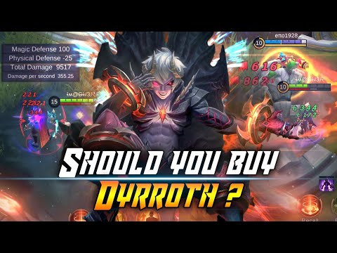 Xxx Mp4 DYRROTH Worth Your BP PROS And CONS Mobile Legends Bang Bang 3gp Sex