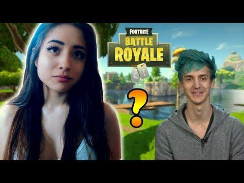 I KNOW Ninja?! Fortnite Battle Royale FUNNY Moments