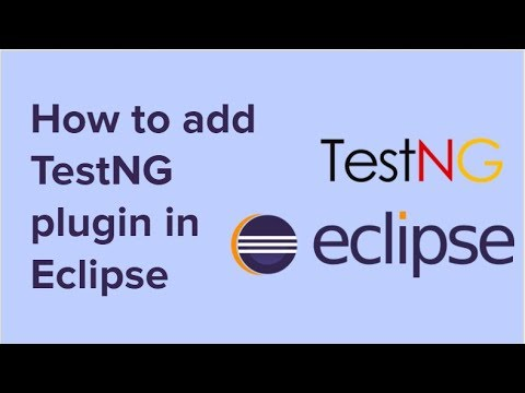 How To Add TestNG Plugin In Eclipse
