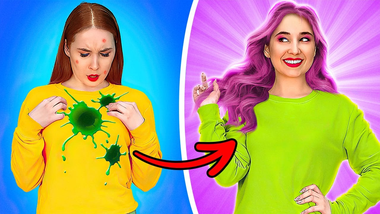 WHAT IT'S LIKE TO BE A GIRL?    Relatable situations and fails by 123 Go! GENIUS