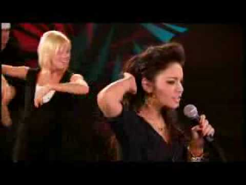 Vanessa Hudgens - Yahoo Music Video
