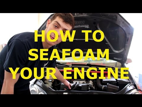 How to Seafoam You Engine | MK5 GTI 2.0 TFSI
