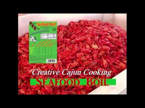 Seafood Boil Seasoning for Crawfish, Peanuts, and more!