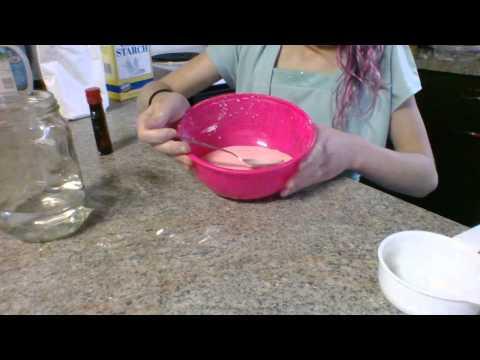 how to make quicksand!!![DIY]