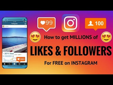 How To Get Free Autolike And Follower On instagram 2018 work 100%