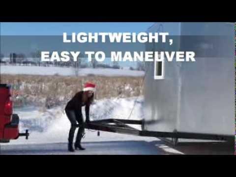 Fishing Shanty Frame - BOWE BUILT
