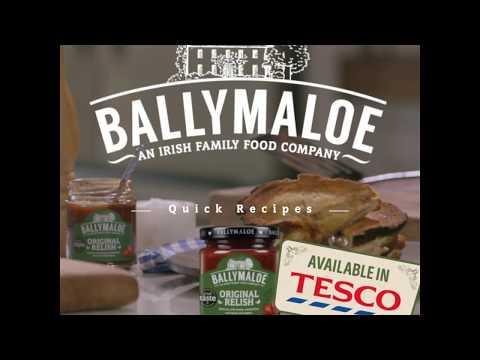 Ballymaloe Relish Toasted Ham and Cheese Sandwich Recipe