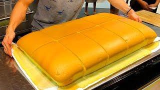 GIANT SPONGE CAKE | Original Taiwanese Sponge Cake by CASTELLA TAIWAN