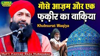 Mufti Hammad Raza Sambhal Moradabad 9 April 2017 Kanpur HD India