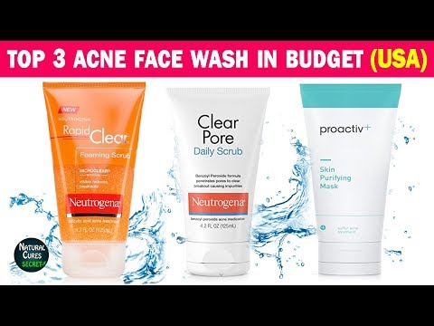 Best Face Wash for Acne According to Dermatologists | Top 3 Acne Cleansers & Face Washes