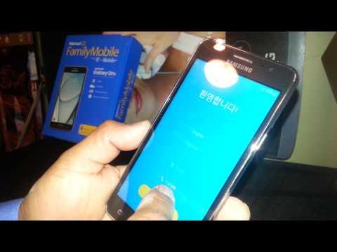 Hard Reset for Samsung Galaxy On5 Unlock Screen
