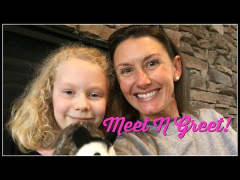 Meet~n~Greet Time with Patara~