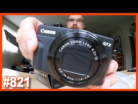 TESTING THE NEW CANON G7X MARK 2 & COTTAGE TOUR
