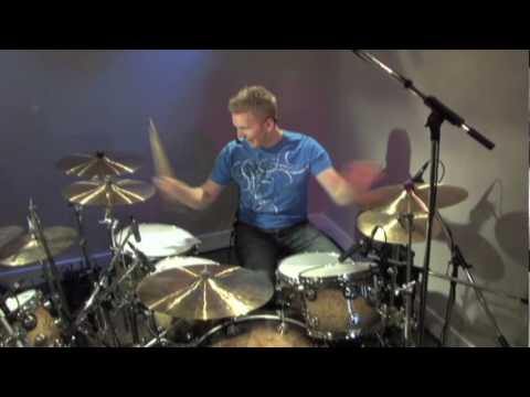 SIngle Paradiddle Applied Around the Drum-Set (Live Broadcast #9)