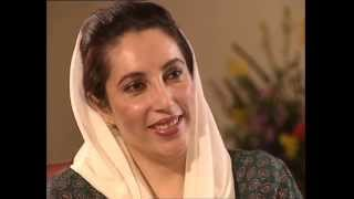 Benazir Bhutto interview