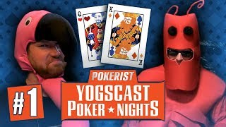 Yogscast Poker Nights | Disco #4 | Tom and Pyrion - PakVim net HD