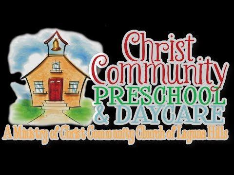 Pentecost: Christ Community Preschool Chapel 5-8-14