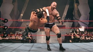Goldberg destroys Matt Hardy: Raw, Jan. 12, 2004