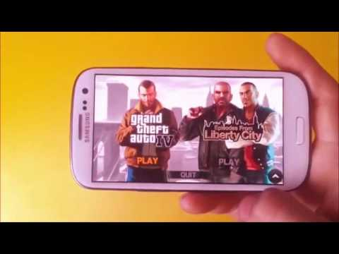 How to play GTA 4 and any other games on android using Splashtop