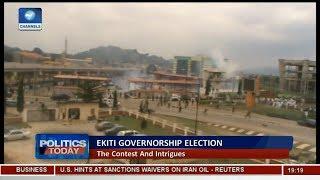 Assault on Fayose Shows Nigeria Is Not Practicing True Democracy-- Eleka  Politics Today 