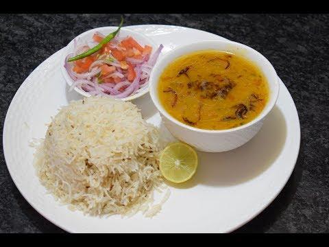 Dal Chawal Recipe | हर घर की पसंदीदा रेसिपी | Traditional Veg-Recipe | Tasty and Easy Recipe