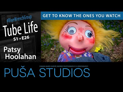 Puša Live Stream #038: Meet Patsy Hoolahan