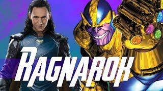 Thor Ragnarok - Thanos Hela & Surtur