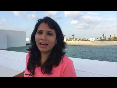 Soo Surprised and Proud Tamilian Monuments alive in Louvre Abu Dhabi