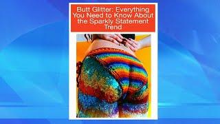 Ellen Discusses Butt Glitter