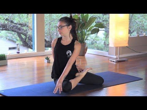 Advanced Yoga - 30 Minute Deep Stretch Asana