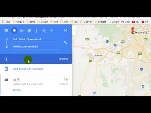 How do you print in Google maps