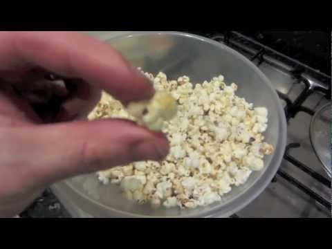 How to Make Yummy Cinema Popcorn (Tutorial) - Its Daniel Kai
