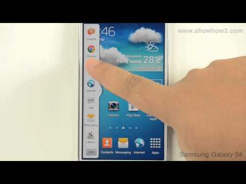 Samsung Galaxy S4: How To Use The Multi Window Mode (HD Video) - Preview