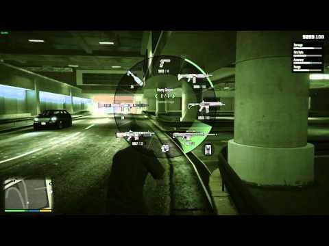 Tracers Mod GTA V