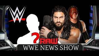 TOP RAW WWE STAR OUT For A YEAR! KANE Retires From WWE! HUGE BACKSTAGE CONFLICT! news