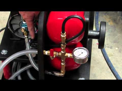 Homemade Vacuum Press