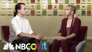 Hayley Kiyoko On Inspiring Confidence Through Music   NBC Out