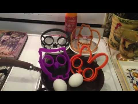 How to use Silicone Egg Molds