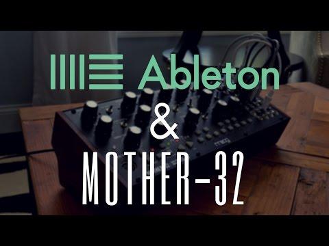 Ableton & Mother-32 Sound Design #2