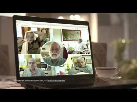 Airtel V-Fiber | Get Superfast Broadband For Home